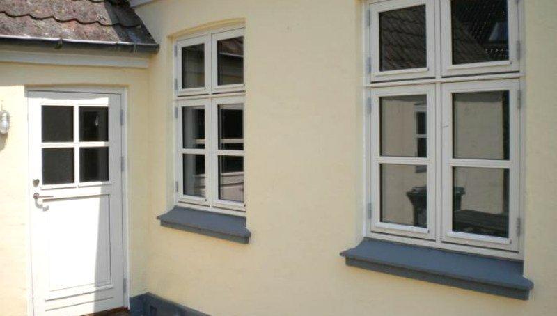 Nye vinduer efter mål